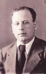 Лев Наумович Айзенберг в 1946 г.