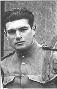 Старшина Яков Стеюк. 1944 г.