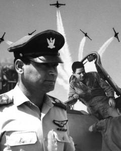 Главком ВВС Израиля генерал Моти Ход