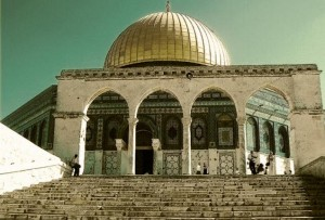 Мечеть Аль-Акса – знак того, что Храмовая гора, увы, не в наших руках.