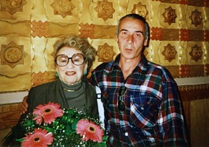 Бэл Кауфман и Валерий Медведев
