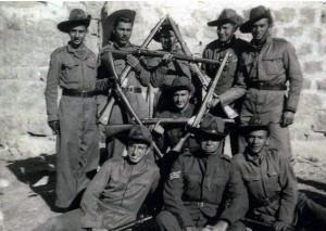 Евреи-добровольцы во время гражданской войны в Испании