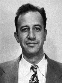 Иосиф Берг в 1946 году