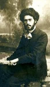 Абрам Юдицкий в молодости