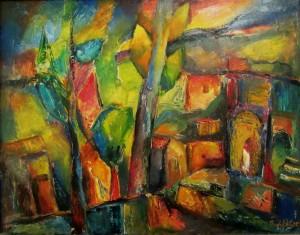 «Дорога в Цфат», 2006