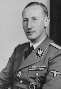 Начальник Главного управления имперской безопасности, обергруппенфюрер СС Рейнхард Гейдрих