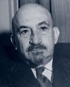 Первый Президент Израиля Хаим Вейцман