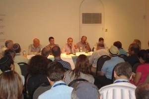 Встреча с арабскими журналистами