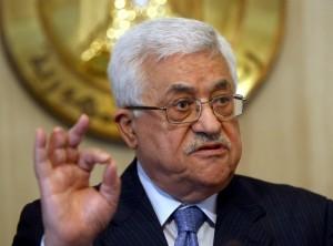 Глава ООП и президент Палестинской администрации Махмуд Аббас