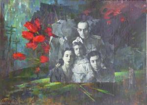 «Моя семья, 1946», 1990 г.