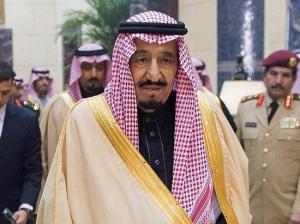 Король Саудовской Аравии Салман  бен Абдель Азиз аль-Сауд