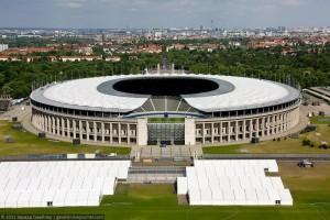 Олимпийский парк в Берлине