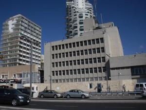 Посольство США в Тель-Авиве