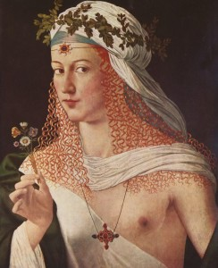 Лукреция Борджиа