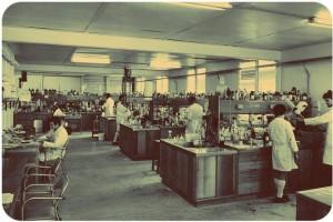 Лаборатория ядов в НКВД