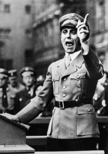 Министр пропаганды Третьего Рейха Йозеф Геббельс