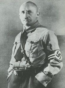 Главный редактор «Дер Штюрмер», идеолог расизма Юлиус Штрайхер