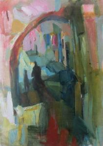 «Иерусалим. Улица в Старом Городе»