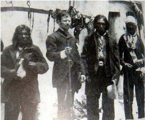 Соломон Бибо и его племя