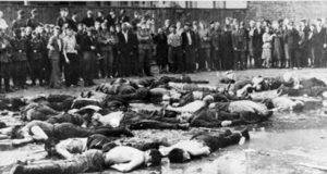 Жертвы «гаражной бойни» в Каунасе 25—27 июня 1941