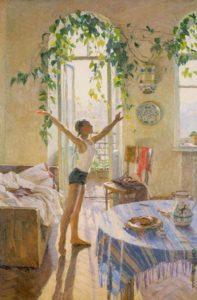 «Утро», 1954 г.