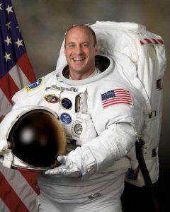Еврейский астронавт Гаррет Рейсман