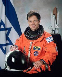 Полковник Илан Рамон — первый астронавт Израиля