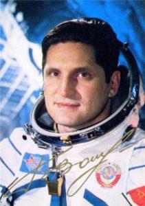 Первый еврейский космонавт полковник Борис Волынов