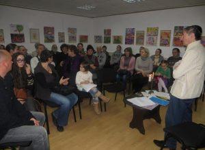Ханукальный вечер с Григорием Фальковичем