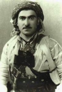 Мустафа Барзани эпохи восстания 1931-32 гг.