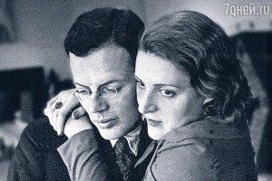 Илья Ильф и Маруся Тарасенко