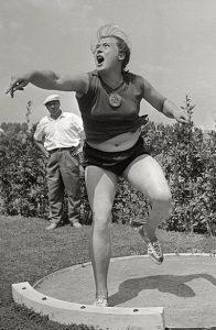 Тамара Пресс, 1960 г