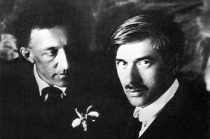 Александр Блок и Корней Чуковский