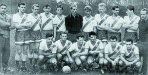 1954 год. Динамо впервые выигрывает Кубок СССР