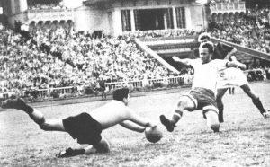 Матч «Динамо» (Киев) – «Динамо» (Москва) 2:3, 2 мая 1959 года, впоследствии опротестованный и переигранный