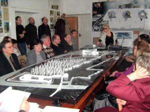 Расширенное заседание президиума Научно-методического совета по охране культурного наследия Министерства культуры Украины 5 апреля 2012 года