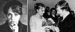 Первая жена Андрея Миронова — Екатерина Градова