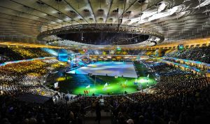 НСК «Олимпийский» в наши дни
