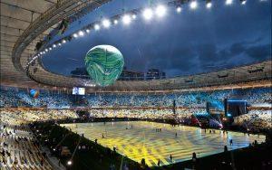 Торжественное открытие «Олимпийского» после реконструкции состоялось 8 октября 2011 г.