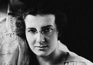 Голда Меир в юности