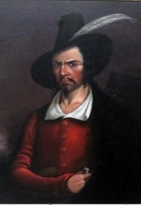 Как мы видим, даже будучи пиратом, Жан Лафит оставался правоверным евреем и носил пейсы