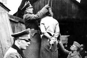 Казнь Маши Брускиной, Минск, 26 октября 1941 года