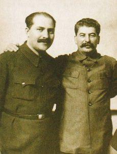 Лазарь Каганович на протяжении 30 лет входил в ближайшее окружение Сталина