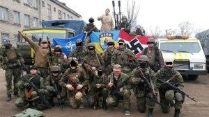 - Полк «Азов». В Министерстве внутренних дел Украины отвергли обвинения 56 американских конгрессменов в финансировании Украиной антисемитизма