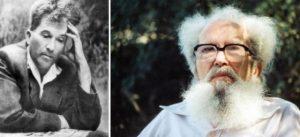 Эли Шехтман, 1961 – год опубликования романа «Эрев»; он же в 1995 году