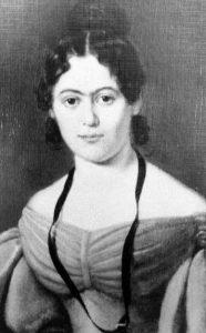 Супруга Карла Маркса Женни фон Вестфален