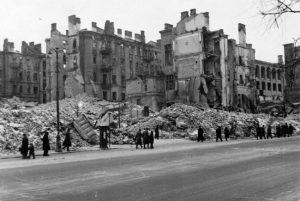 Послевоенный Киев