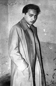 Гриншпан после ареста французской полицией, 1938 г.