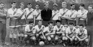 Команда «Динамо» (Киев) — чемпионы СССР 1961 года