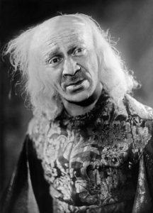 Король Лир – лучшая роль Михоэлса, 1935 год